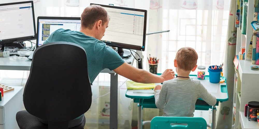 Remote work and parenting – employee engagement is key